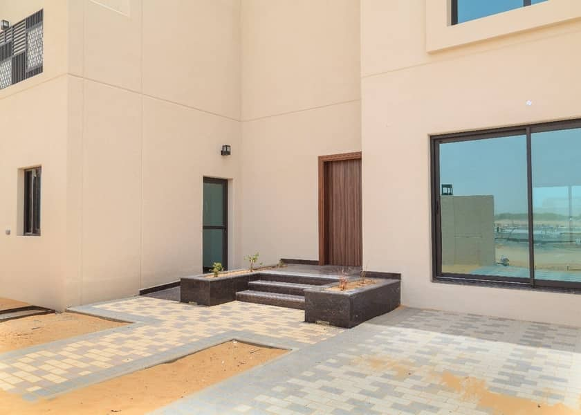 2 Select among these beautiful houses of Sustainable City in sharjah
