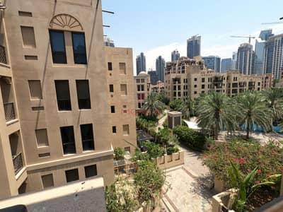 1 Bedroom Flat for Sale in Old Town, Dubai - Large  1BR   Zaafaran    Community view