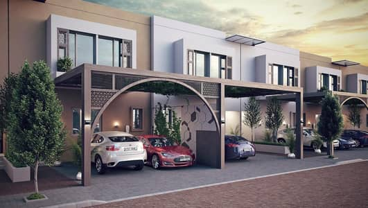 4 Bedroom Villa for Sale in Sharjah Sustainable City, Sharjah - Zero Down Payment  ! 4 BR  Villa  With 25 Years Payment Plan
