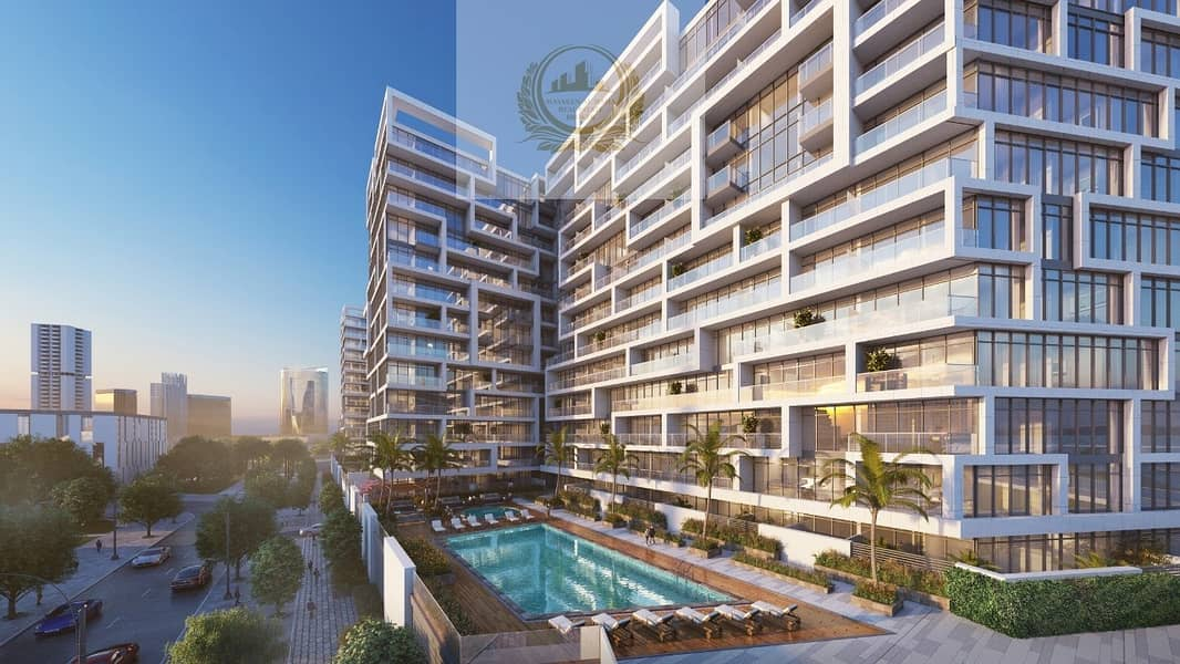 Apartment for sale in ABU DHABI YAS ISLAND