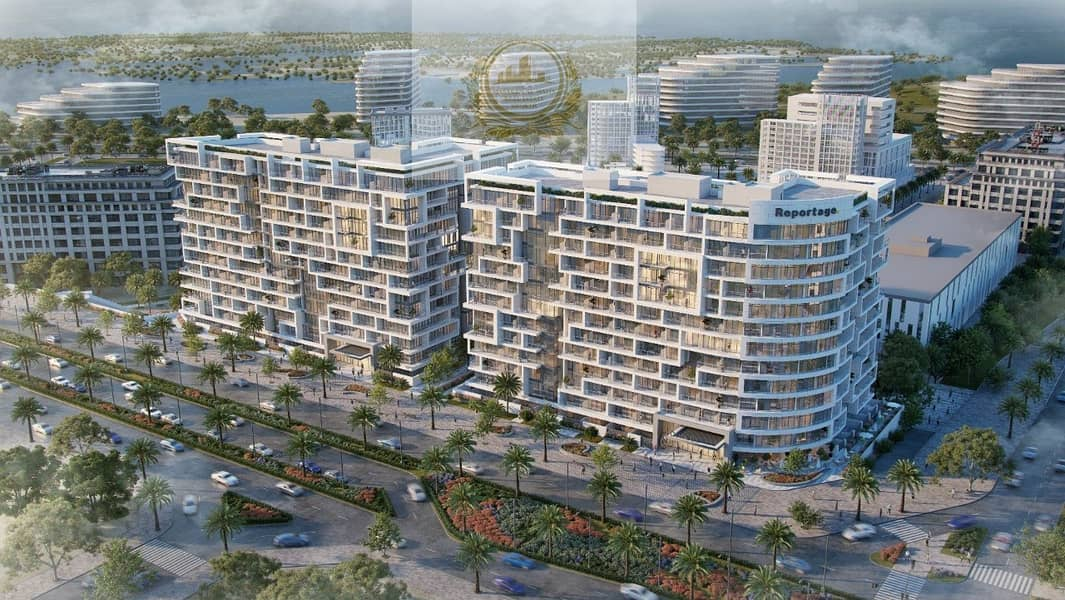 2 Apartment for sale in ABU DHABI YAS ISLAND