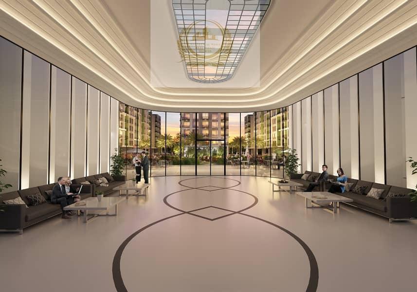 10 Apartment for sale in ABU DHABI YAS ISLAND