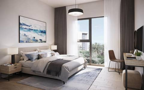 1 Bedroom Apartment for Sale in Al Mamzar, Sharjah - 1-BR apartment in Aljada