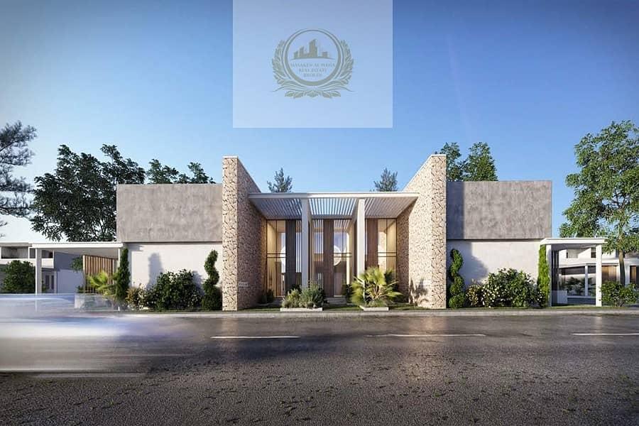 Green Nature View of Villa's for Sale inside community Dubai