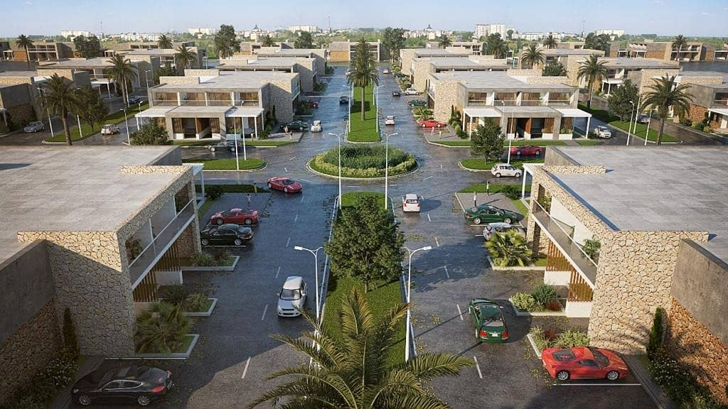 townhouse for sale in Dubai just 5th.monthly