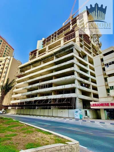 1 Bedroom Apartment for Sale in Al Majaz, Sharjah - Own your office  with 10 years  Installment!