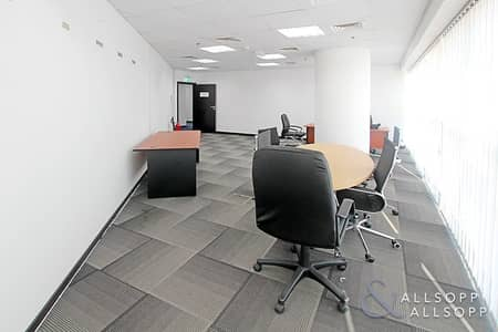 Office for Sale in Jumeirah Lake Towers (JLT), Dubai - Grade A Tower | Investor Deal | Fitted Office
