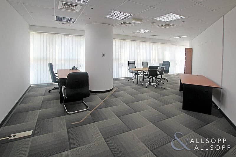 Grade A Tower   Investor Deal   Fitted Office