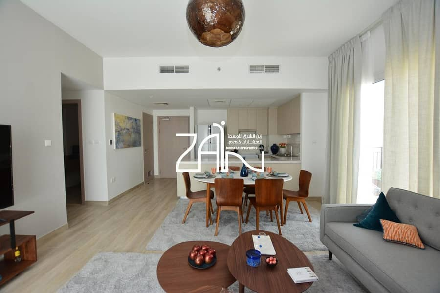 2 Canal View 3 BR Apt with Balcony on Original Price