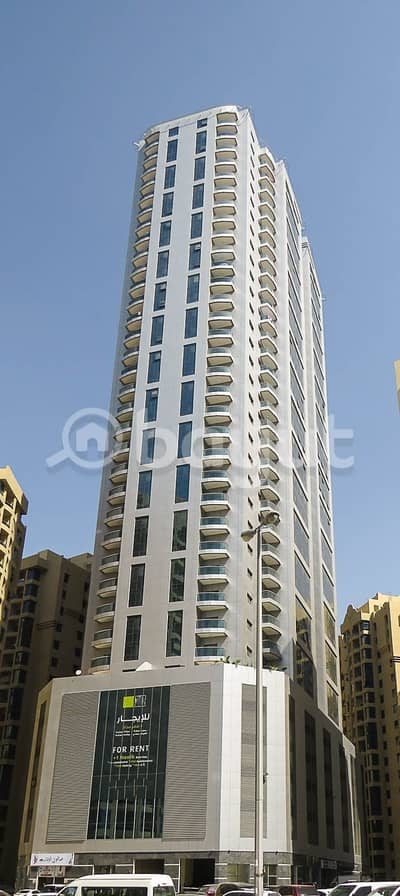 2 Bedroom Apartment for Rent in Ajman Downtown, Ajman - Al Khour C with AC Free/Parking Free/one month Free