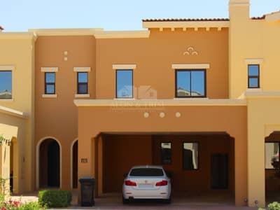 3 Bedroom Villa for Sale in Reem, Dubai - Mira 3M close to pool rented for 115k