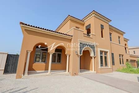 فیلا 5 غرف نوم للبيع في جزيرة السعديات، أبوظبي - Live In This Luxurious and Huge Family Home