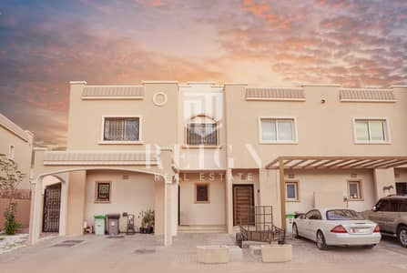 2 Bedroom Villa for Rent in Al Reef, Abu Dhabi - VACANT ! 2BR Single Row   Close to Park
