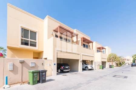 4 Bedroom Villa for Sale in Al Raha Gardens, Abu Dhabi - Vacant! Comfortable 4 Br TH in Raha