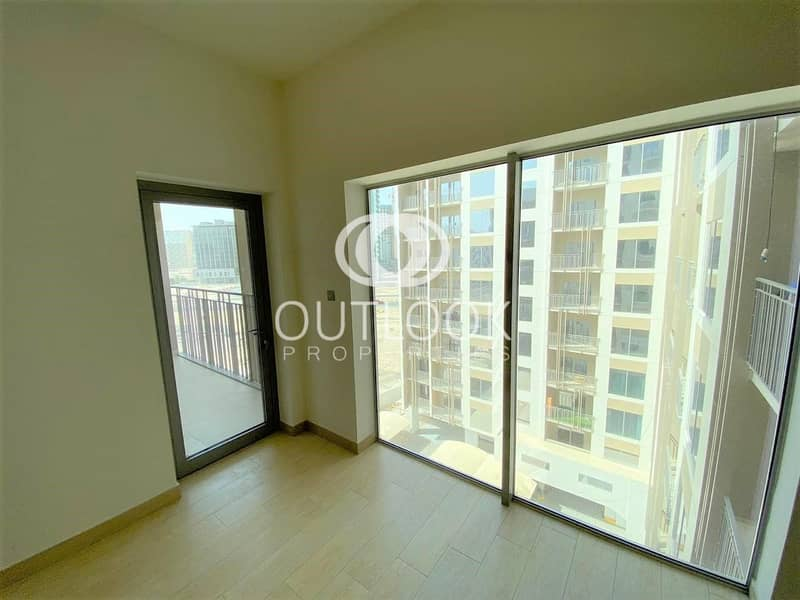 12 Urgent for Sale | Brand New 1BR | Unfurnished