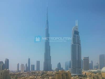 شقة 2 غرفة نوم للبيع في وسط مدينة دبي، دبي - Burj Khalifa view | 2 Bedroom in Burj Views Tower
