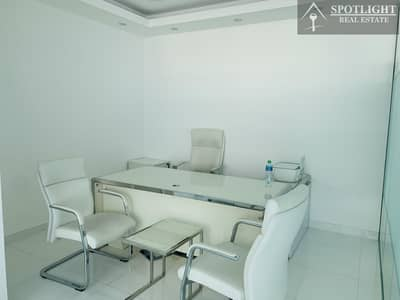 Office for Rent in Business Bay, Dubai - Furnished Office For Rent In Business Bay