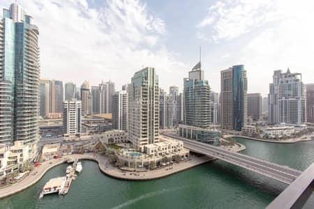 فلیٹ 2 غرفة نوم للبيع في دبي مارينا، دبي - Stunning Marina View - Great ROI - Vacant
