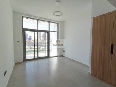 1 Bedroom Apartment for Rent in Jumeirah Village Circle (JVC), Dubai - BRAND NEW   FITTED KITCHEN   POOL FACING   BALCONY