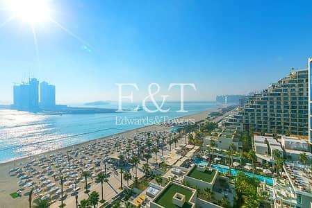 بنتهاوس 3 غرف نوم للبيع في نخلة جميرا، دبي - EXCLUSIVE AGENTS: High Floor 3 bed Penthouse