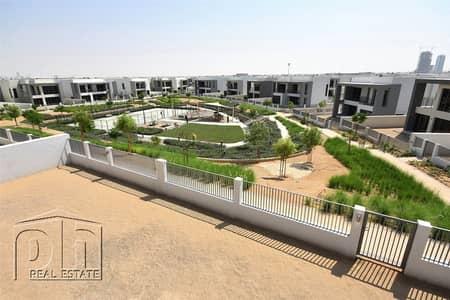 5 Bedroom Villa for Rent in Dubai Hills Estate, Dubai - Great Location  Park Backing  Landscaped