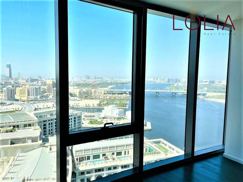 13 Best Offer | 1bhk w/ Canal View | Vacant