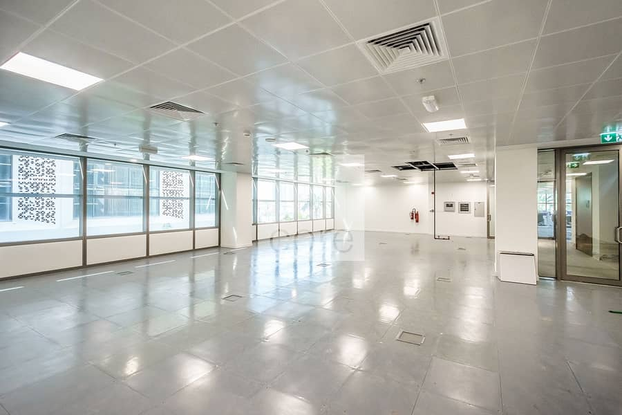 Vacant Office | Near Metro | CAT A Fitted