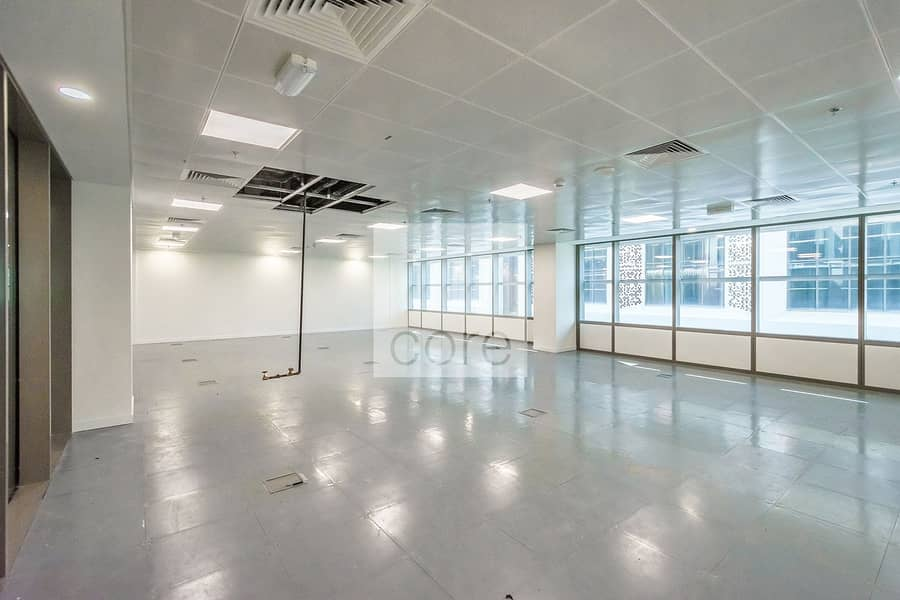 2 Vacant Office | Near Metro | CAT A Fitted