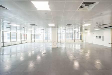 مکتب  للايجار في مركز دبي التجاري العالمي، دبي - CAT A Fitted | Premium Office | Dual License
