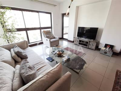 2 Bedroom Apartment for Rent in Palm Jumeirah, Dubai - Golden Mile 7 / 19th March / 2 Bed