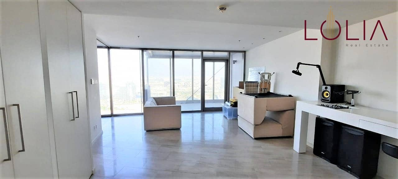 Spacious 1Bhk w/ Balcony | Best to Invest |