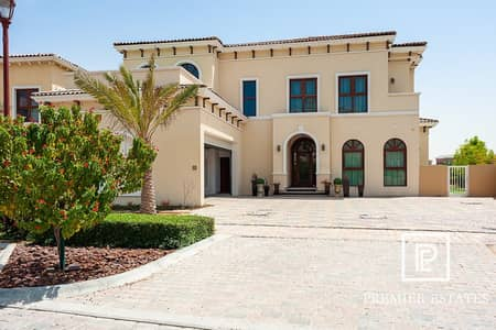 6 Bedroom Villa for Sale in Jumeirah Golf Estate, Dubai - 6 Bedroom plus Study with Private Elevator