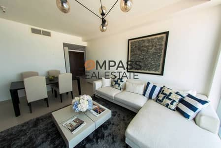Beachfront Apartment in Pacific at Al Marjan
