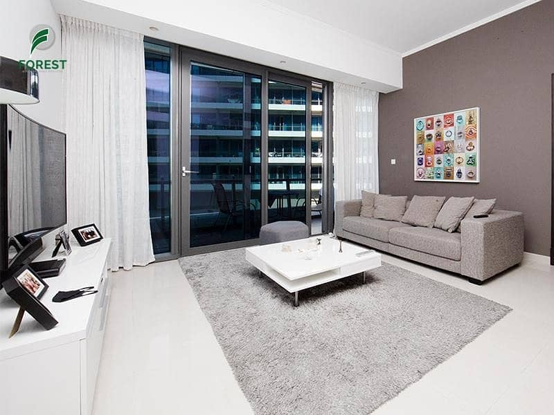 Best Deal   Huge 1BR Apt   Marina View  Well Maintained