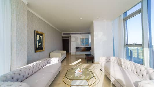 1 Bedroom Apartment for Rent in Jumeirah Lake Towers (JLT), Dubai - Fully Furnished I Premium I Large Living Space