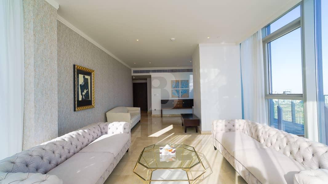 Fully Furnished I Premium I Large Living Space
