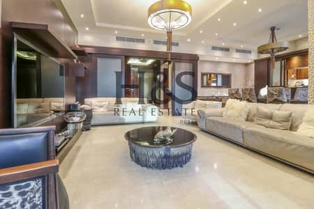 شقة 4 غرف نوم للبيع في وسط مدينة دبي، دبي - Fountain View I Modern Style Duplex Apt I Downtown
