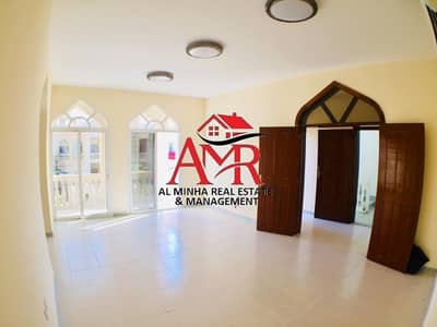 3 Bedroom Flat for Rent in Asharej, Al Ain - Exquisite 3 BHK With Private Entrance & Balconies