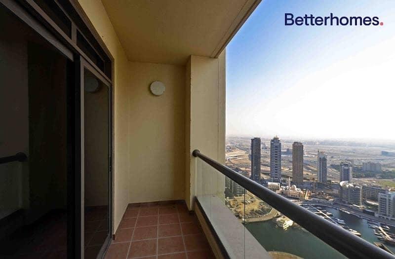 2 High Floor | Marina View | Amwaj 4