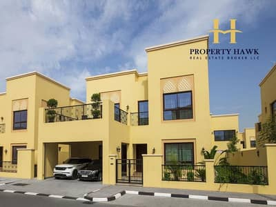 4 Bedroom Villa for Sale in Nad Al Sheba, Dubai - 100% Finance| Ready To Move |5Yr No Service Charge