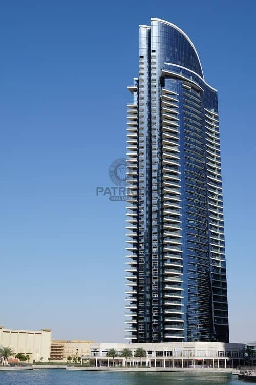 Amazing One Bedroom Apartment   Unfurnished   High Floor  With Balcony   4 cheques