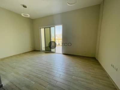 Studio for Rent in Jumeirah Village Circle (JVC), Dubai - HOT DEAL | L-SHAPED STUDIO | MASSIVE TERRACE