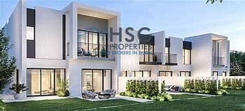 3 BHK + Maid Townhouse | DubaiLand | La Rosa