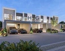 2 3 BHK + Maid Townhouse | DubaiLand | La Rosa