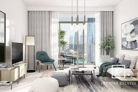 2 Bedroom Flat for Sale in Downtown Dubai, Dubai - Modern & Elegant I 2BR I Best Price I Off Plan I