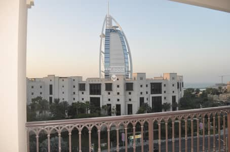 2 Bedroom Apartment for Sale in Umm Suqeim, Dubai - Luxury Living | Madinat Jumeirah living | 2 BR + Maids