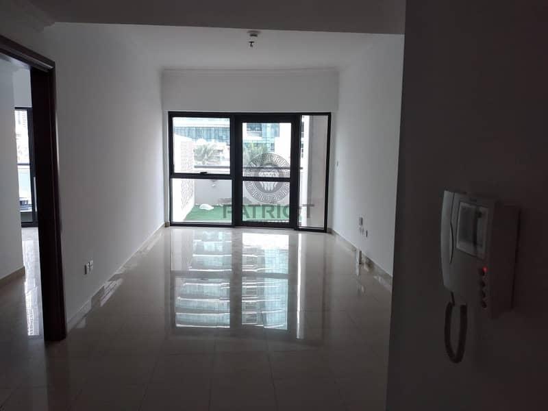 Massive Living Room+ 2 BR + 3 Bathrooms l  Huge Terrace  l  Marina View