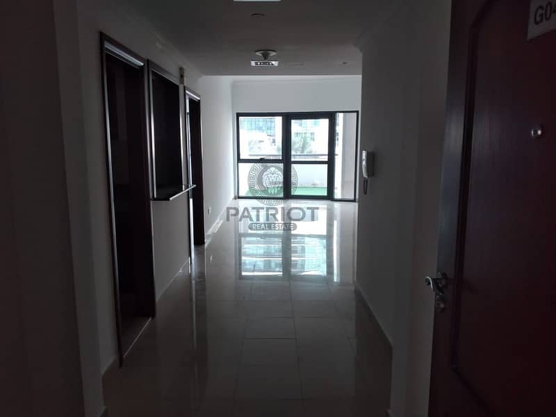 2 Massive Living Room+ 2 BR + 3 Bathrooms l  Huge Terrace  l  Marina View