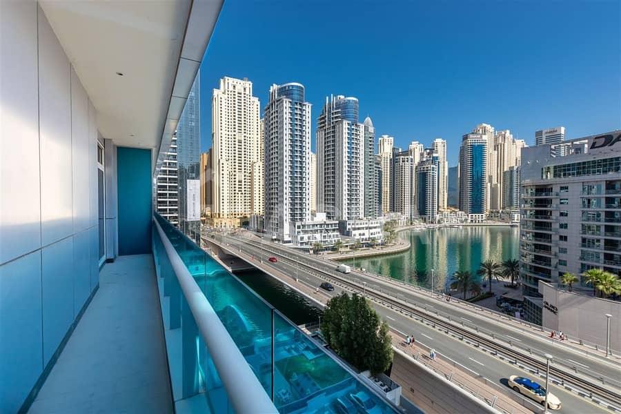 1BR / Marina View / Furnished