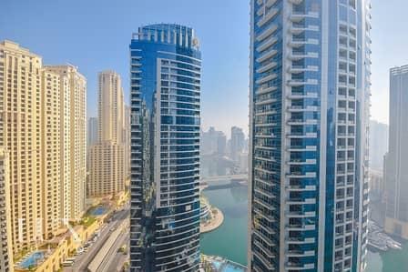 شقة 2 غرفة نوم للبيع في دبي مارينا، دبي - Marina Views| Great Location| VOT|